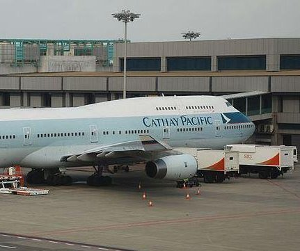Cathay Pacific Airways announces 600 layoffs