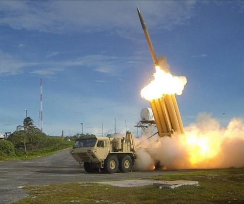 THAAD intercepts target in missile defense test