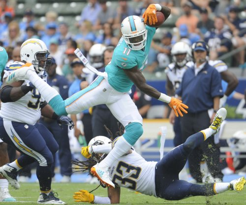 DeVante Parker: Miami Dolphins WR feeling 'much better'