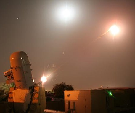 Raytheon tapped to support Phalanx weapon system