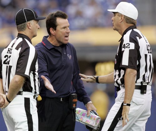 Longtime NFL referee Jeff Triplette to retire after AFC wild-card game