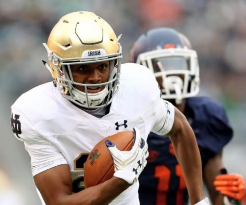 Former Notre Dame receiver arrested for fourth time in 18 months