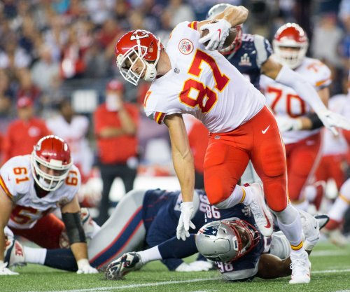 TE Kelce says Chiefs can win with QB Mahomes