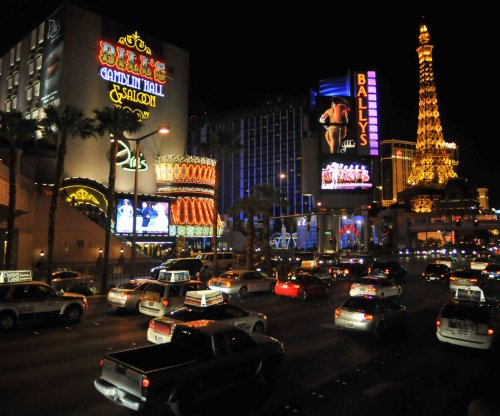 Unions OK Vegas casino workers to strike next month