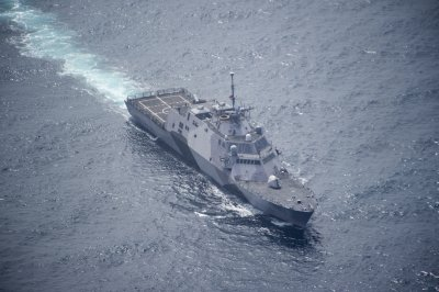 Navy to christen littoral combat ship USS St. Louis in Wisconsin