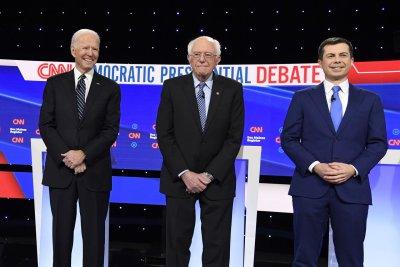 Iowa Democratic Party awards Buttigieg 14 delegates, Sanders 12