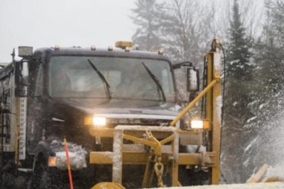 Winter returns to northern New England as potent storm unleashes heavy snow