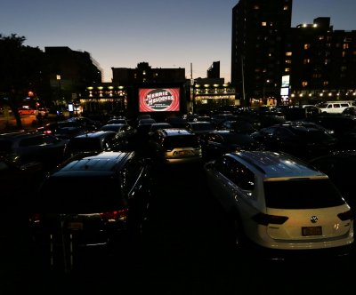 Pop-up drive-in theaters bring movies back in New Jersey, New York