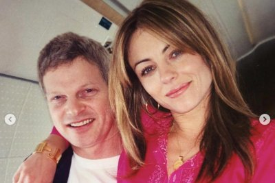 Elizabeth Hurley 'saddened beyond belief' about Steve Bing's death