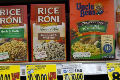 Mars Foods rebrands Uncle Ben's rice as Ben's Original
