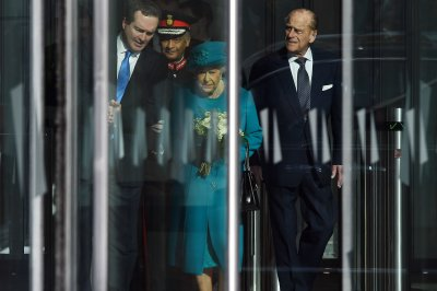 Britain's Prince Philip transferred to different hospital in London