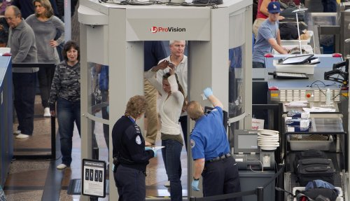 TSA replacing some X-ray body scanners