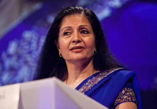 UN Women's Lakshmi Puri: 'Priority is to power on'