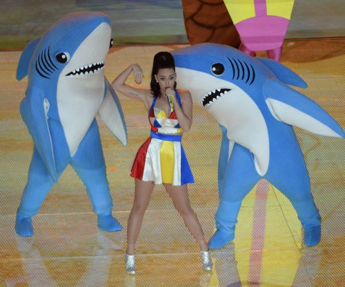 Katy Perry denied 'Left Shark' trademark