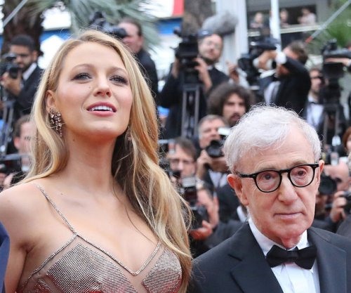 Blake Lively on working with Woody Allen: 'He's very empowering'