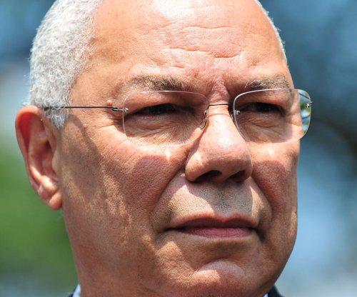 Colin Powell calls Donald Trump a 'national disgrace'