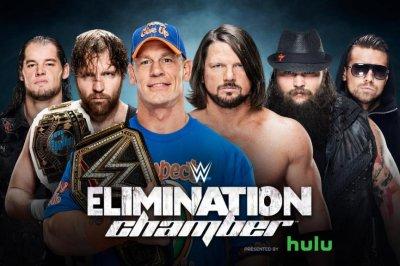 WWE Elimination Chamber: Bray Wyatt becomes WWE Champion