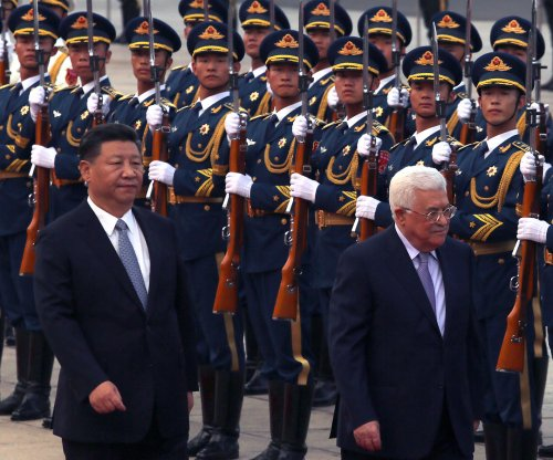 China's Xi pledges support to Palestine