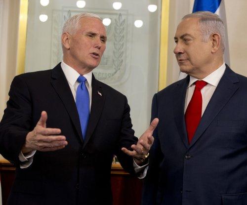Pence says U.S. will open Israeli embassy in Jerusalem in 2019