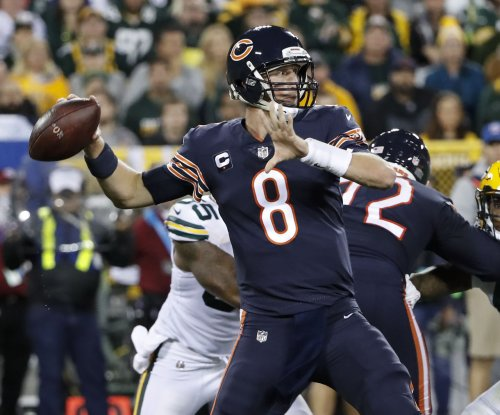 Chicago Bears expected to release QB Mike Glennon