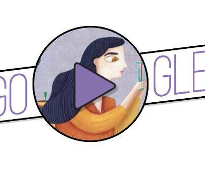 Google celebrates International Women's Day with 12 doodles