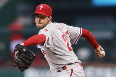 Nola, Phillies square off with Giants