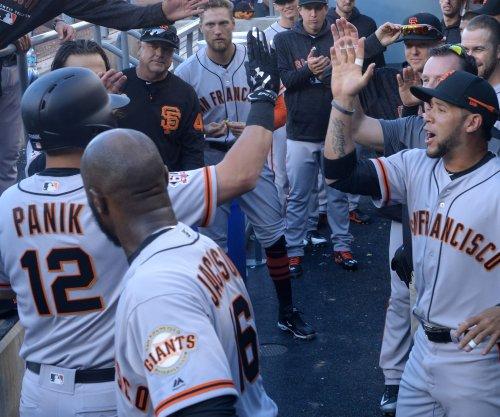 Diamondbacks, Giants prepare for series opener, MLB draft