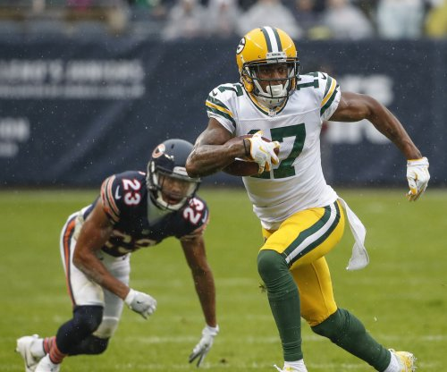 Green Bay Packers WR Davante Adams returns to the field