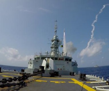 Raytheon receives $7.5 million contract for Sea Sparrow missiles