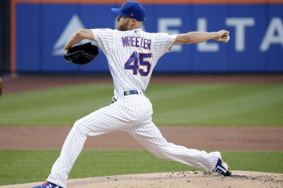 Mets, Wheeler roll into series finale vs. Dodgers