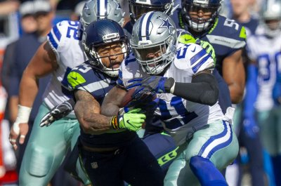 Dallas Cowboys frustrated by offensive struggles