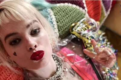 Margot Robbie releases first look at Harley Quinn in 'Birds of Prey'