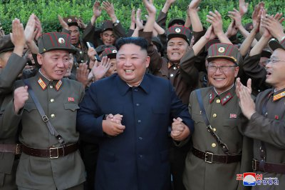 Kim Jong Un: Missile launch a 'warning' to U.S., South Korea