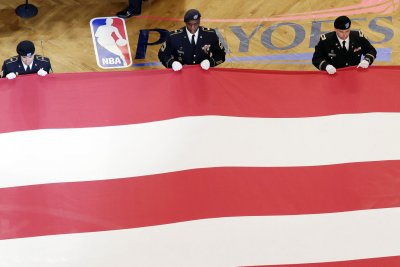 NBA opposes Mavericks stance, says all teams will play national anthem