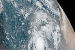 Tropical Storm Rose projected to strengthen as it moves across Atlantic
