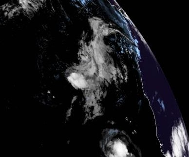Tropical Storm Rose weakens to depression Tuesday evening