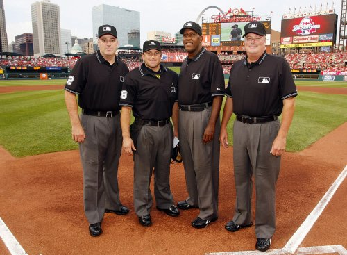 Instant replay headed for baseball