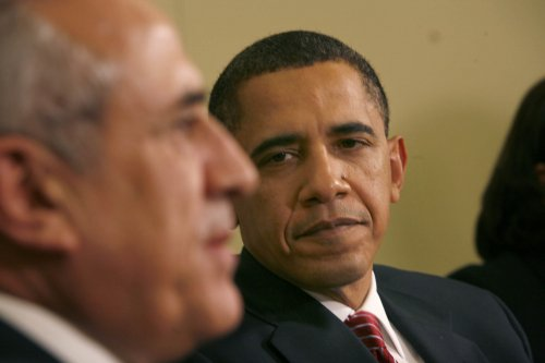 Obama cites Lebanon arms smuggling