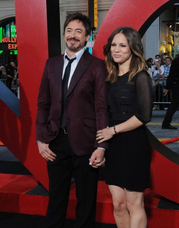 Producer Susan Downey pregnant