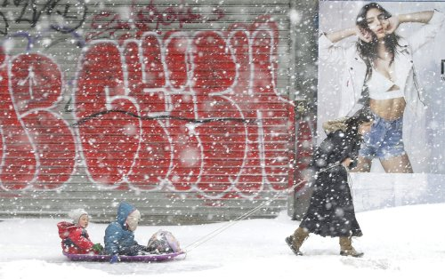 At least 18 dead in winter storm across U.S. South, Northeast