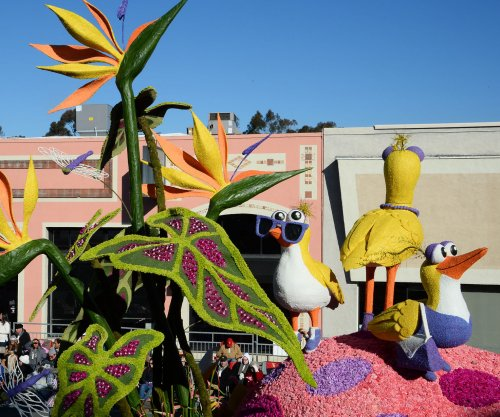Pasadena hosts 126th Rose Parade