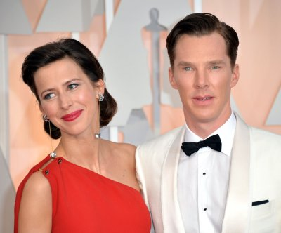 Benedict Cumberbatch, Sophie Hunter's son's name revealed