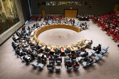 U.N. Security Council ready to vote on North Korea sanctions
