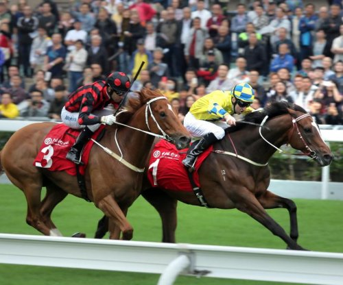 UPI Horse Racing Roundup: Persian Knight wins in Japan, Werther wins at Sha Tin