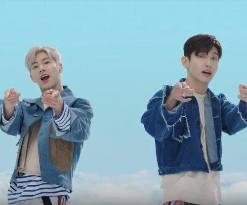 TVXQ releases flirty 'Love Line' music video