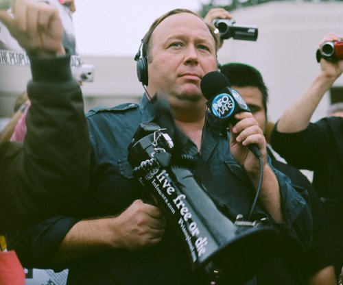 Twitter restricts Alex Jones' account for 7 days over video