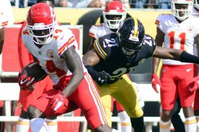 Chiefs WR Sammy Watkins questionable vs. Jaguars