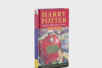 Rare Harry Potter first edition with typos sells for $90,074