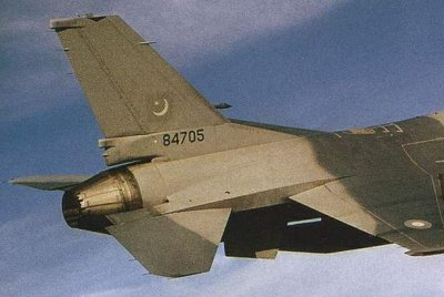 Pakistan's $125M request for F-16 support to go to U.S. Congress