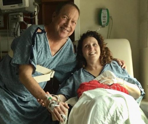 Husband and wife donate organs to same man 16 years apart